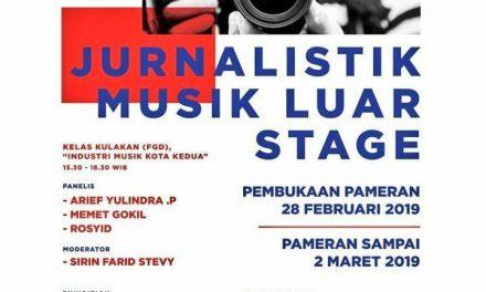 Jurnalistik Musik Luar Stage