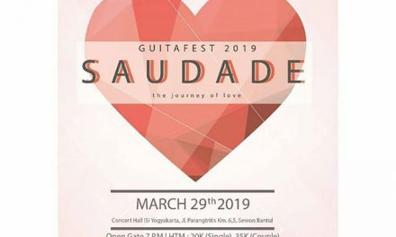 GUITAFEST 2019 *S A U D A D E*