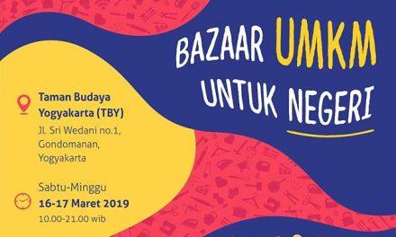Bazar UMKM Untuk Negeri