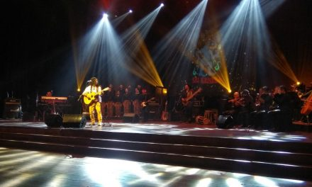 """Keseruan Konser Kidung Nusantara """"Celeng Dhegleng"""" Sri Khrisna"""