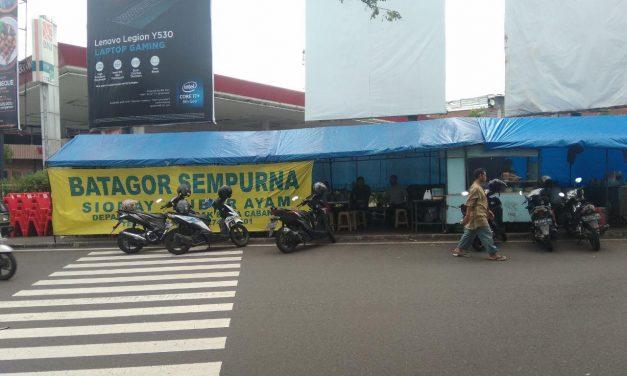 Batagor Sempurna, Legenda Batagor di Yogyakarta
