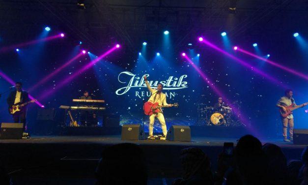 Konser Jikustik Reunian Bertabur Kenangan
