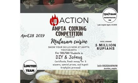 Ampta Cooking Competition