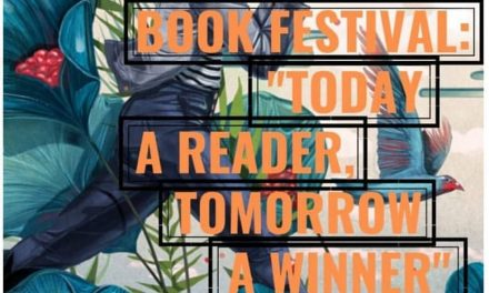 Book Festival : Today A Reader,  Tomorrow A Winner