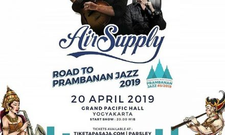 Air Supply Road To Prambanan Jazz