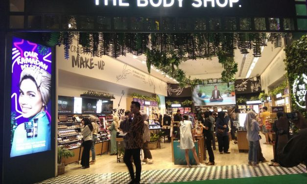 Gerai The Body Shop Terbesar di Indonesia Hadir di Hartono Mall