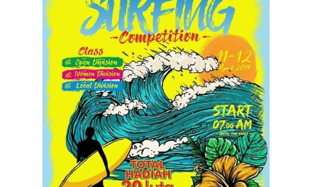 Parangtritis National Surfing