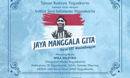 Pagelaran Karawitan Jaya Manggala Gita