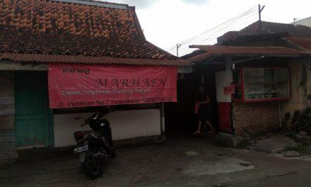 Warung Marhaen, Kuliner Rumahan Yang Ngangenin