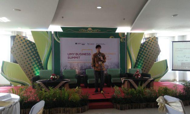 Hadapi Era 4.0. UMY Gelar Business summit Expo Untuk Pertama Kalinya