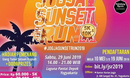 Jogja Sunset Run 2019
