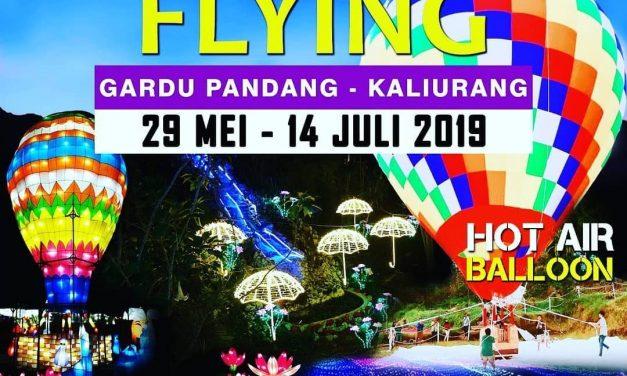 Sensation of Flying