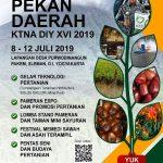 Pekan Daerah KTNA XVI DIY 2019
