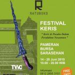 Festival Keris 2019