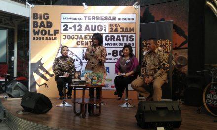 Big Bad Wolf, Bazar Buku Terbesar Bakal Hadir di Yogyakarta