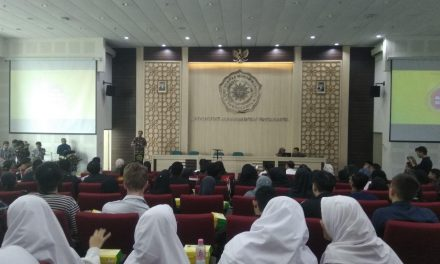25 Negara Ikuti Program Summer School UMY