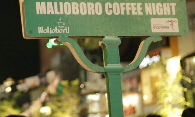 Malioboro Coffee Night #3 Padukan Kopi, Musik dan Batik