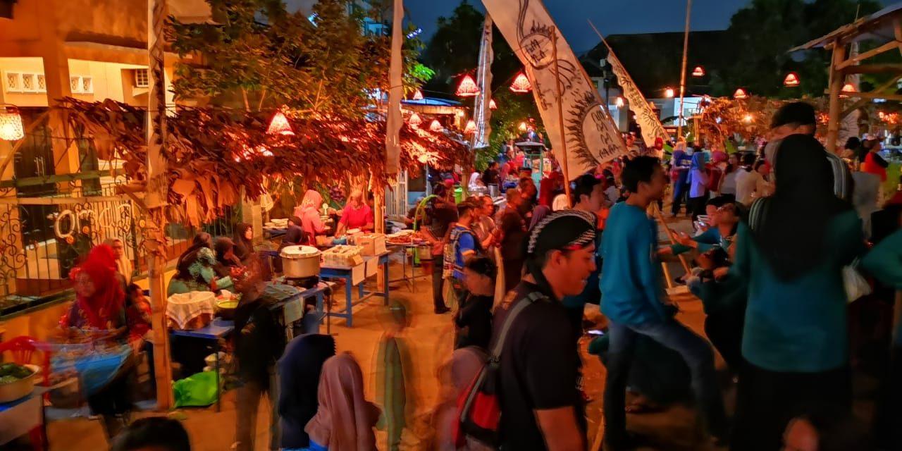 Tradisi Kampung Srawung Rejowinangun, Usung Kebersamaan Antar Warga