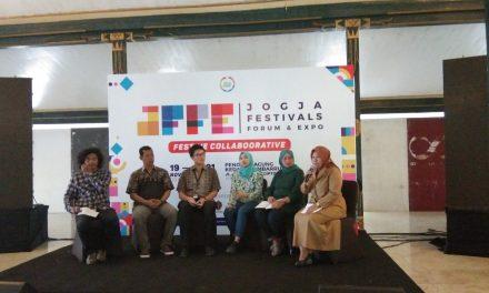 Jogja Festivals Forum & Expo Ruang Temu Pegiat Festival di Jogja
