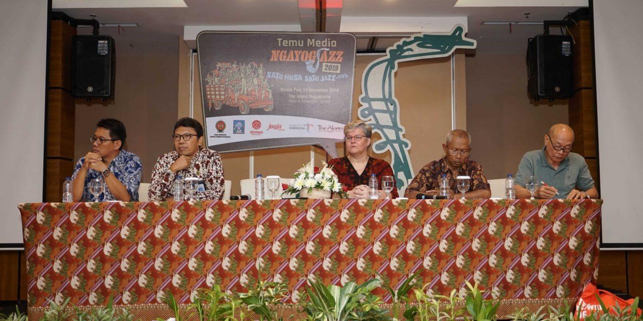 Ngayogjazz Satu Nusa Satu Jazz – Nya, Tribute to Djaduk Ferianto Siap Digelar