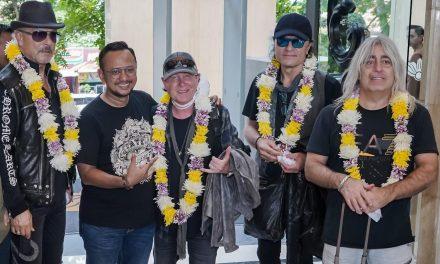 Siap Tampil di JogjaROCKarta 2020, Whitesnake dan Scorpions Mendarat di Yogyakarta