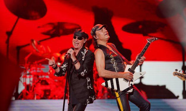 Satu Panggung di JogjaROCKarta #4, Scorpions dan Whitesnake Hipnotis Penonton