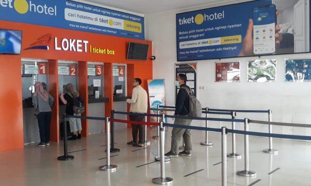 Pandemi Corona Merebak, Sejumlah Jadwal Kereta Dibatalkan