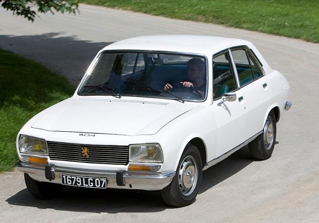 Peugeot 504 dan 405 Tetap Jadi Incaran Pecinta Mobil Klasik