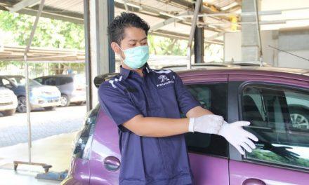 Meski PSBB Bengkel Astra Peugeot Tetap Siaga