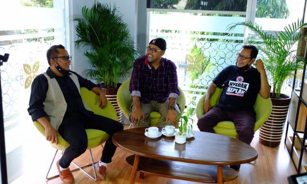 Sambat Show, Program Hiburan di Tengah Pandemi ala Anang Batas