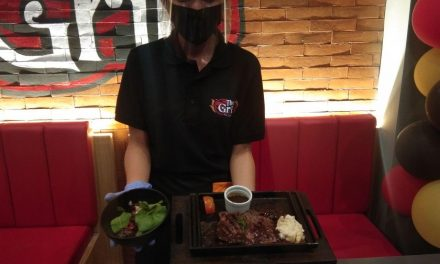 The Grill, Restoran Steak Cepat Saji di Yogyakarta