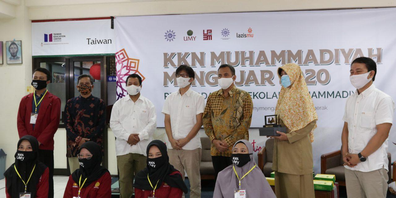 UMY Adakan KKN Muhammadiyah Mengajar Berbasis IT Untuk Pertama Kalinya