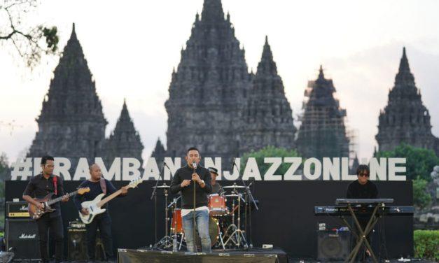 Prambanan Jazz Online, Obati Kerinduan Penikmat Konser di Tengah Pandemi