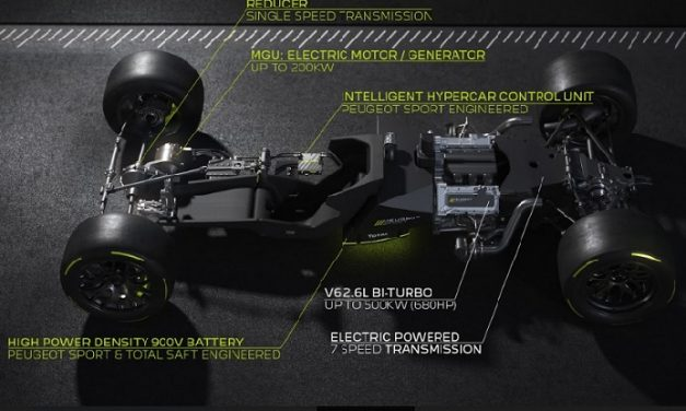 Peugeot HYBRID4 500KW, Kembalinya Singa Penakluk Kejuaraan Endurance Racing